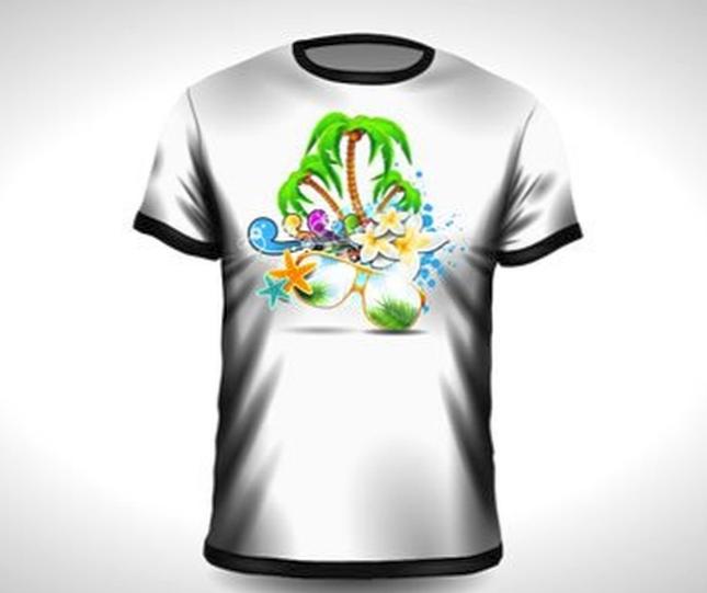Зачем нужна печать на футболках?