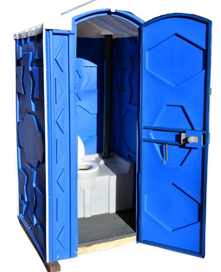 Достоинства пластикового туалета