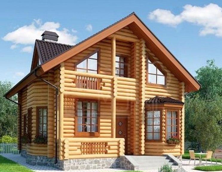 Как построить деревянный дом?