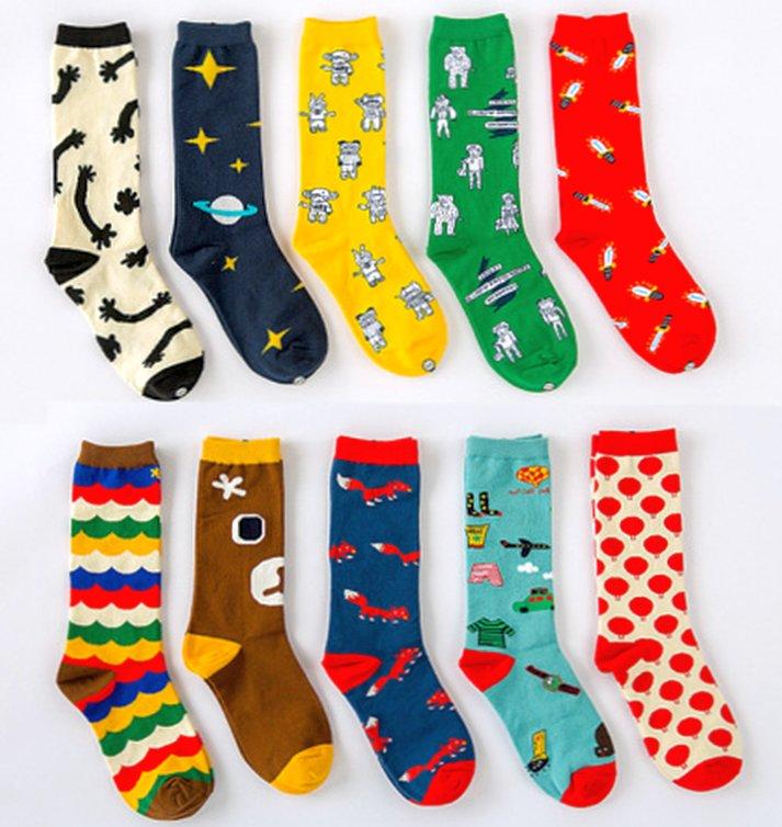 Из чего должны быть сделаны носки?