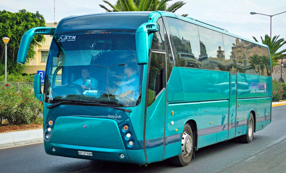 О поиске и продаже билетов на автобусы по России и СНГ