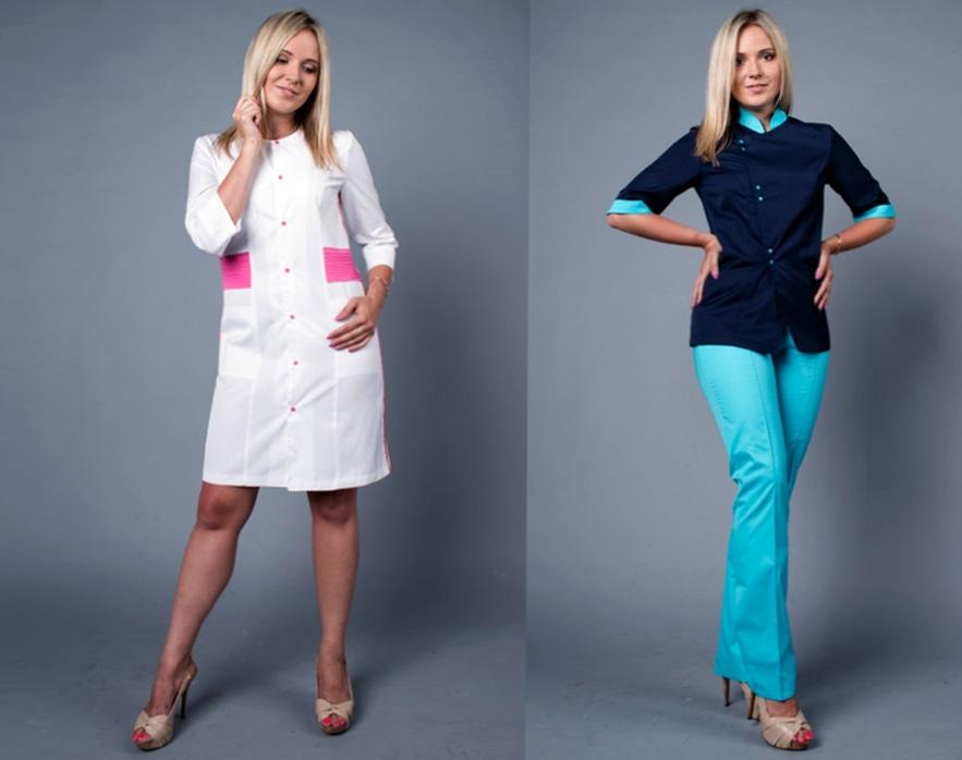 Бывает ли медицинская одежда модной?
